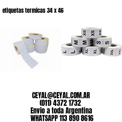 etiquetas termicas 34 x 46